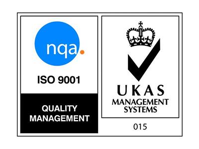 UKAS, ISO 9001