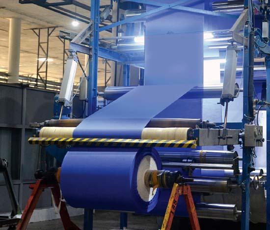 Dyeing Unit ARM Textile